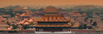 China 10MKm2 Collection - The Forbidden City - Beijing-Philippe Hugonnard-Photographic Print