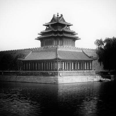 China 10MKm2 Collection - Watchtower - Forbidden City-Philippe Hugonnard-Photographic Print