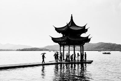 China 10MKm2 Collection - Water Pavilion-Philippe Hugonnard-Photographic Print