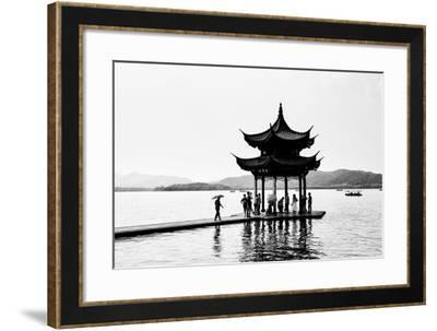 China 10MKm2 Collection - Water Pavilion-Philippe Hugonnard-Framed Photographic Print