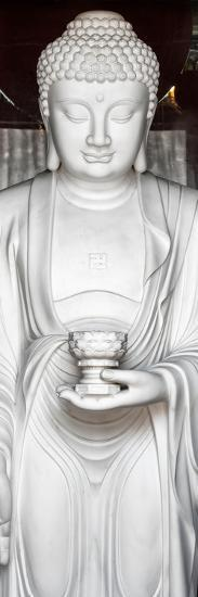 China 10MKm2 Collection - White Buddha-Philippe Hugonnard-Photographic Print