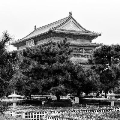China 10MKm2 Collection - Xi'an Architecture - Temple-Philippe Hugonnard-Photographic Print