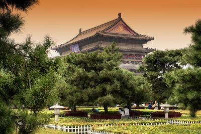 China 10MKm2 Collection - Xi'an Architecture-Philippe Hugonnard-Photographic Print