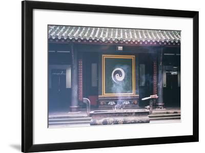 China 10MKm2 Collection - Yin Yang-Philippe Hugonnard-Framed Photographic Print