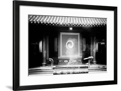 China 10MKm2 Collection - Yin Yang-Philippe Hugonnard-Framed Photographic Print