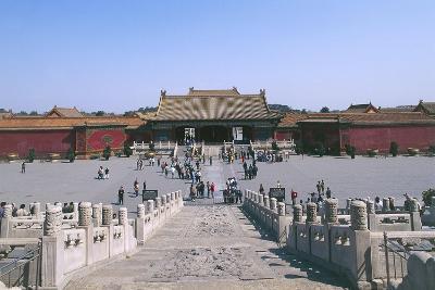 China, Beijing, Forbidden City--Giclee Print