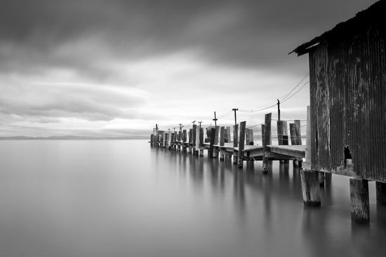 China Camp Pano-Moises Levy-Photographic Print