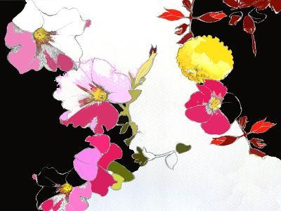 China Garden-Anna Platts-Giclee Print