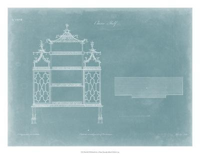 China Shelf-Thomas Chippendale-Giclee Print