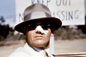 CHINATOWN by RomanPolanski with Jack Nicholson, 1974 (photo)