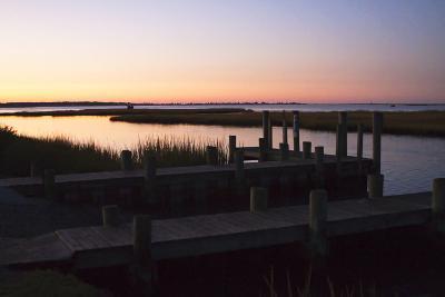 Chincoteague Sunrise 1-Alan Hausenflock-Photographic Print