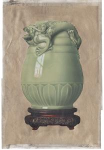 Chinese Earthenware VI