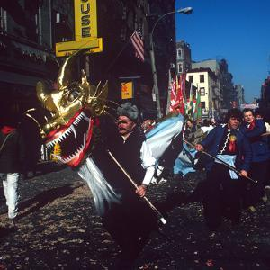 Chinese New Years, New York, New York