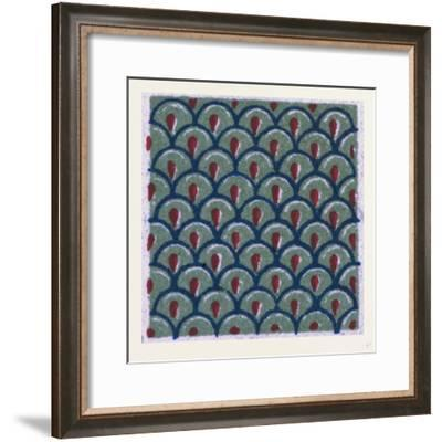 Chinese Ornament--Framed Giclee Print