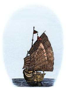 Chinese Sailing-Ship