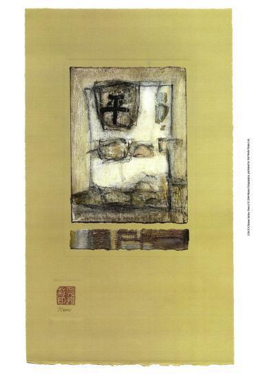 Chinese Series, Peace I-Mauro-Art Print