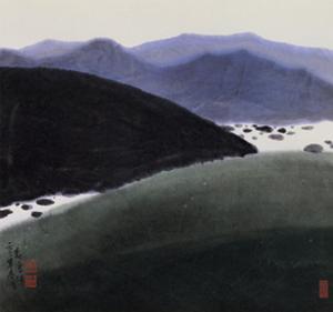 Hills by Chingkuen Chen