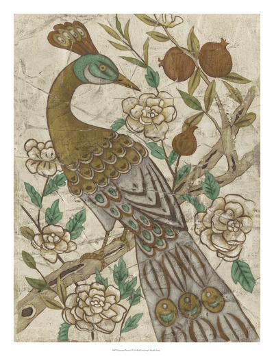 Chinoiserie Pheasant I-Chariklia Zarris-Giclee Print