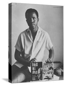 "Chinua Achebe, Author of ""A Man of Many People"""