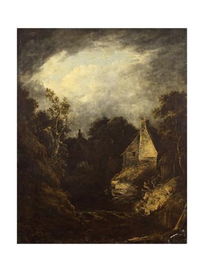 Chippenham Mill, 1809-Benjamin Barker-Giclee Print