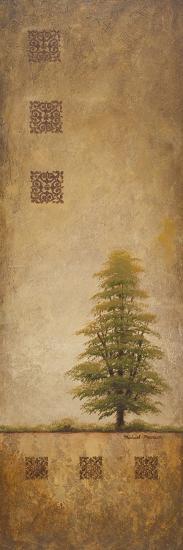 Chippewa Tree II-Michael Marcon-Art Print
