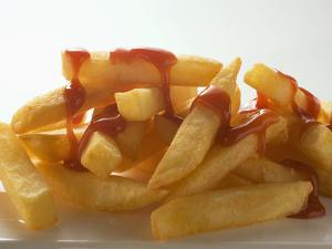 Chips with Ketchup