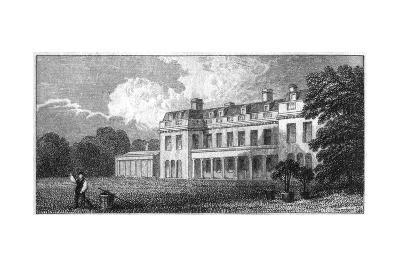 Chipstead Place, Sevenoaks, Kent, 19th Century--Giclee Print