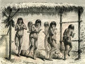 Chirinqui 1869 Peru
