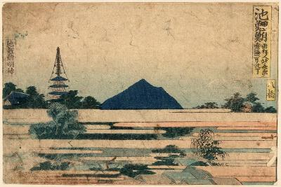 Chiryu-Katsushika Hokusai-Giclee Print