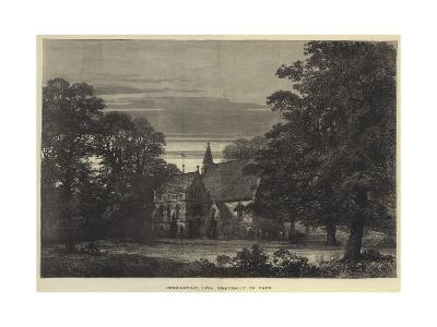 Chiselhurst, 1879, Requiescat in Pace-Samuel Read-Giclee Print