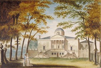 Chiswick House, Chiswick, Hounslow, London, C1810--Giclee Print