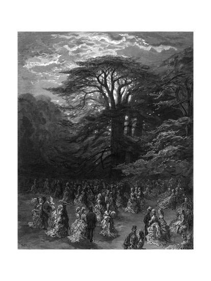 Chiswick House-Gustave Dor?-Giclee Print