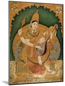 Saraswati by Chitragara Krishnappa