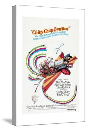 Chitty Chitty Bang Bang, Dick Van Dyke, Sally Ann Howes, 1968