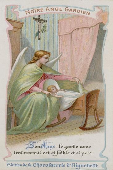 Chocolat D'Aiguebelle Trade Card--Giclee Print