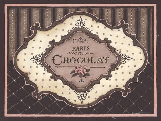 Chocolat-Kimberly Poloson-Art Print