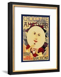 Chocolate Amatller: Barcelona