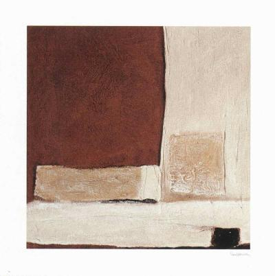 Chocolate and Cream I-Laura Stefanelli-Art Print