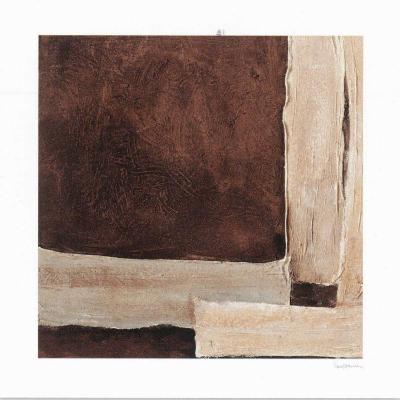 Chocolate and Cream IV-Laura Stefanelli-Art Print