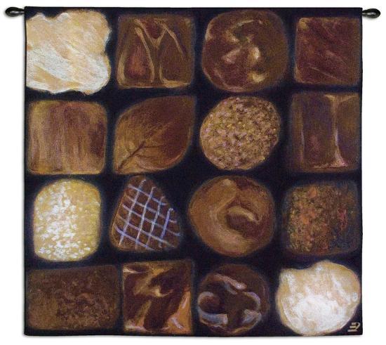 Chocolate Box-Oberlander-Wall Tapestry