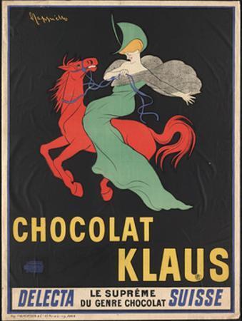 Chocolate Klaus