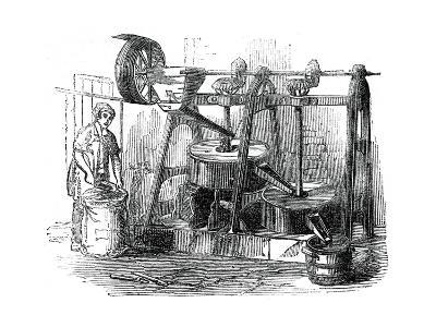 Chocolate Mill, 1886--Giclee Print