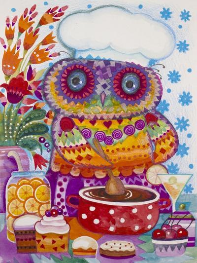 Chocolate Mousse-Oxana Zaika-Giclee Print