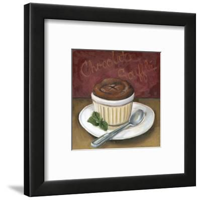 Chocolate Souffle-Megan Meagher-Framed Art Print