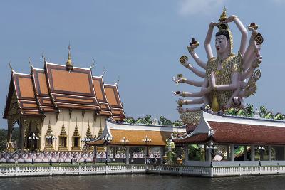 Choeng Mon Temple, Koh Samui, Thailand, Southeast Asia, Asia-Rolf Richardson-Photographic Print
