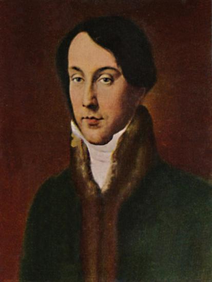 'Chopin 1810-1849. - Gemälde von Hayez', 1934-Unknown-Giclee Print