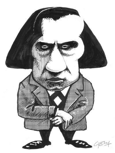 Chopin-Gary Brown-Giclee Print