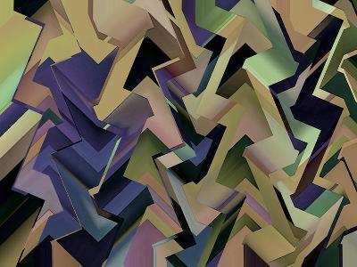 Choppy-Ruth Palmer-Art Print