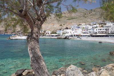 Chora Sfakion, South Crete, Crete, Greek Islands, Greece, Europe-Markus Lange-Photographic Print