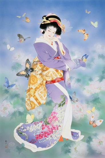 Chou No Mai-Haruyo Morita-Art Print
